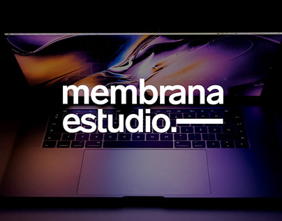 membrana estudio ©   Branding