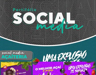 Portifólio Social Media 2020