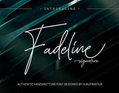 Fadeline Signature