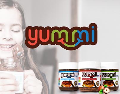 Yummi Chocolate - Packaging Design