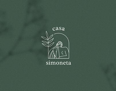 Casa Simoneta | Branding