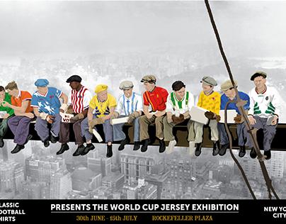 NYCFC x ClassicFootballShirts