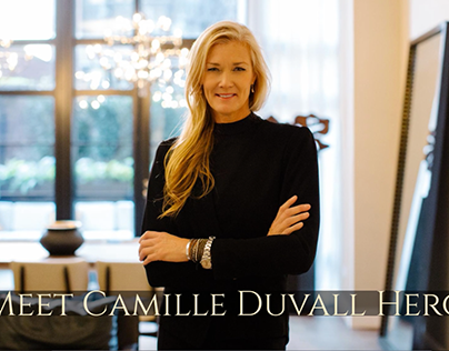 Camille Duvall Hero: A Real Estate Professional in NYC