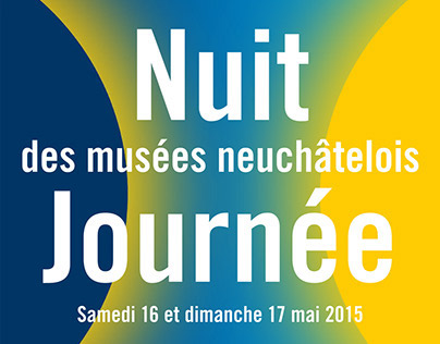 Nuit et journée des musées 2015