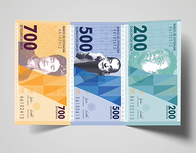 COYOACAN, MEXICO CURRENCY DESIGN