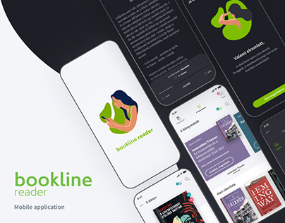 bookline reader – Mobile app