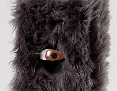 The Eye - Sculpture