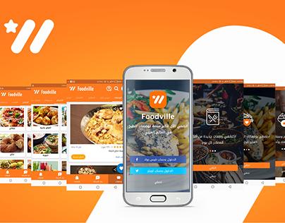 Foodville - Social Media Theme