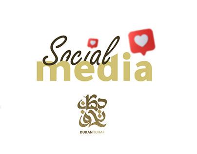 Antiques Social media