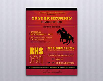 Roosevelt High School Posters