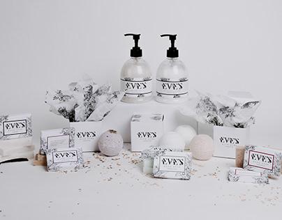 Eve's Branding + Packaging