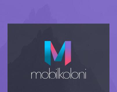 Mobilkoloni / Web Design