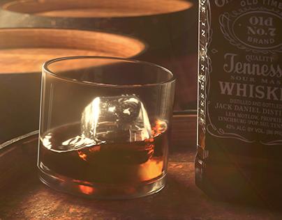 Whiskey | Full CGI