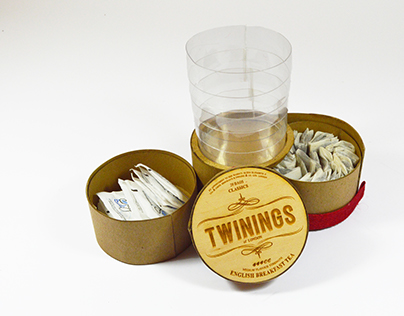 Twinings Tea | Repackage Design