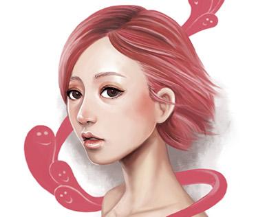 2015-2016 Digital Painting