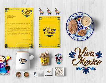 Viva Mexico Branding