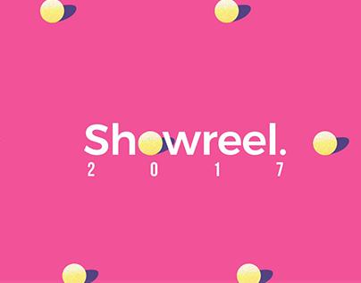 Showreel 17 | Motion Graphics