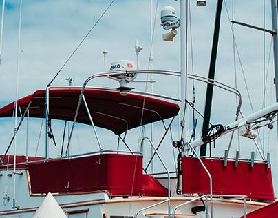 Photojournalism of marine, lifestyle, Yacht, Boats.