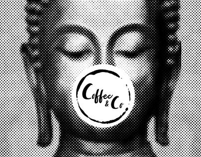 Coffee & Co Branding