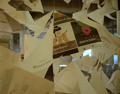Booth Design: Vienna Design Week
