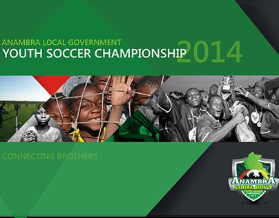 Design Collaterals for Anambra LGA Youth Soccer Champio