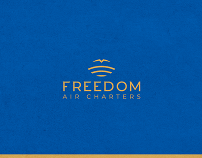 Brand Identity - Freedom Air Charters