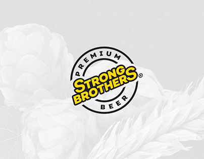 Strong Brothers | Brand Identity