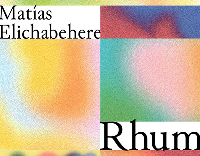 Matías Elichabehere - Rhum