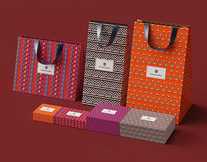 Maison Kabia - fashion accessories branding