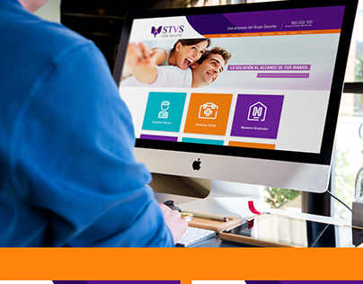 Web site STVS