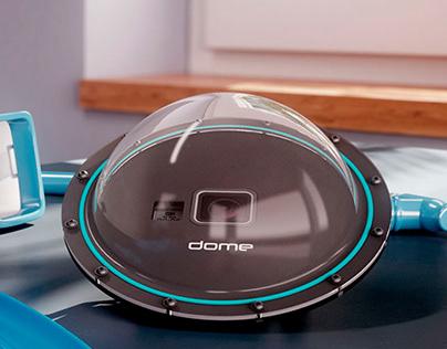 Design of Dome GoPro- DOME.COM