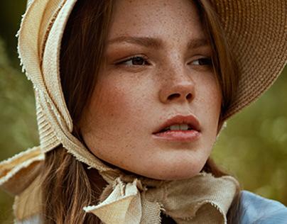 Plain Farm - Fashion Photography