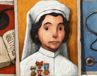 Google Doodle - Safiye Ali's 127th Birthday