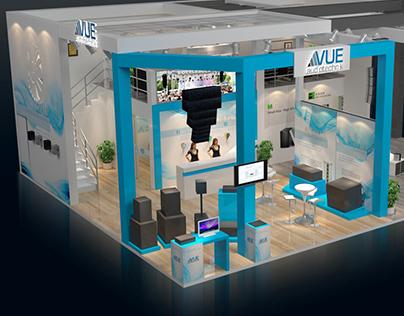 VUE Exhibit Panels Design 2015