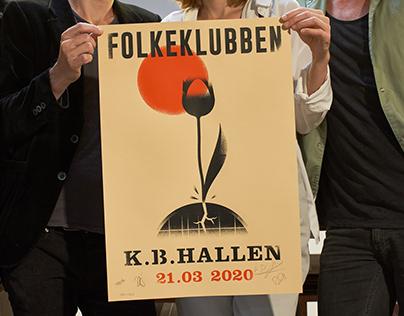 K.B. Hallen for Folkeklubben