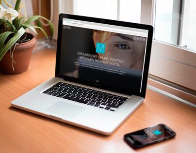 IMASTE - Web Corporativa