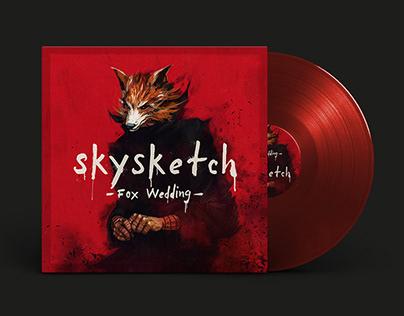Skysketch // // Cover Design & illustrations