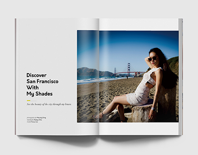 Discover San Francisco With My Shades