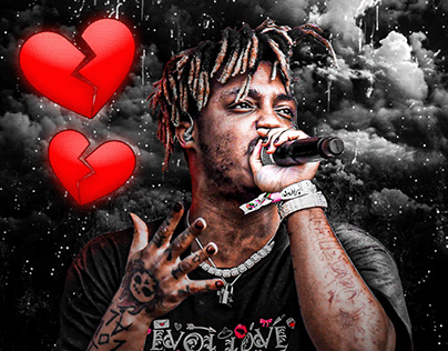 Juice Wrld Projects Photos Videos Logos Illustrations And