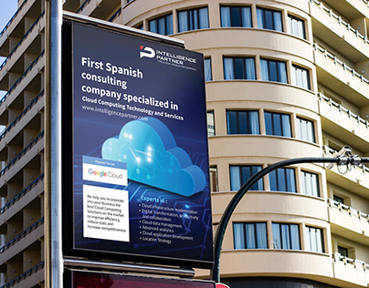 Cloud Computing Poster Design
