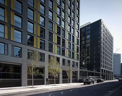 Chapter Lewisham Weston Williamson Architects