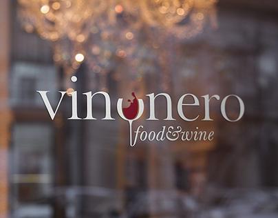 Vinonero - personal project