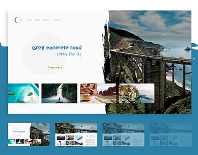 Traveler's website