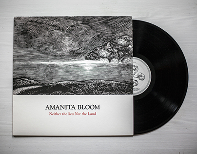 AMANITA BLOOM 'Neither the Sea Nor the Land' (2013)