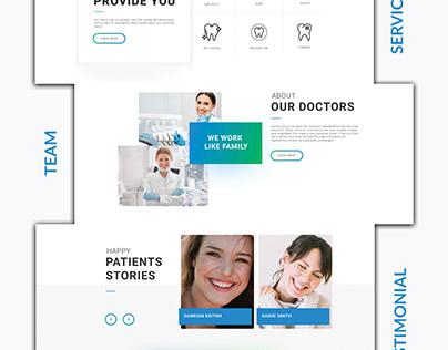 Dental Care UI