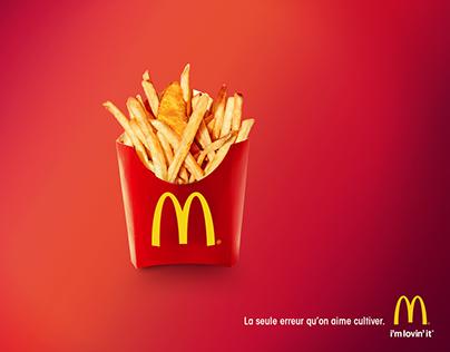 McDonald's // La Potatoes