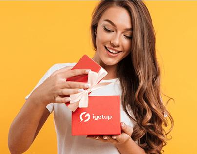 Online gift shop: igttup