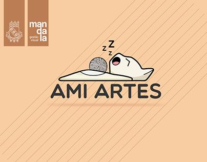 Ami Artes - Identidade Visual