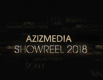 © AZIZMEDIA SHOWREEL 2018