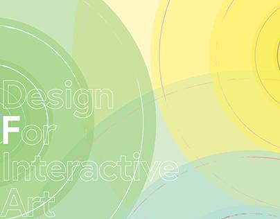 Art 483F Design for Interactive Design